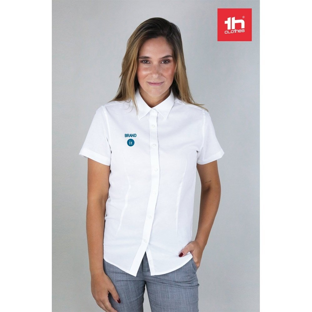 LONDON WOMEN. Camicia oxford da donna - 30201