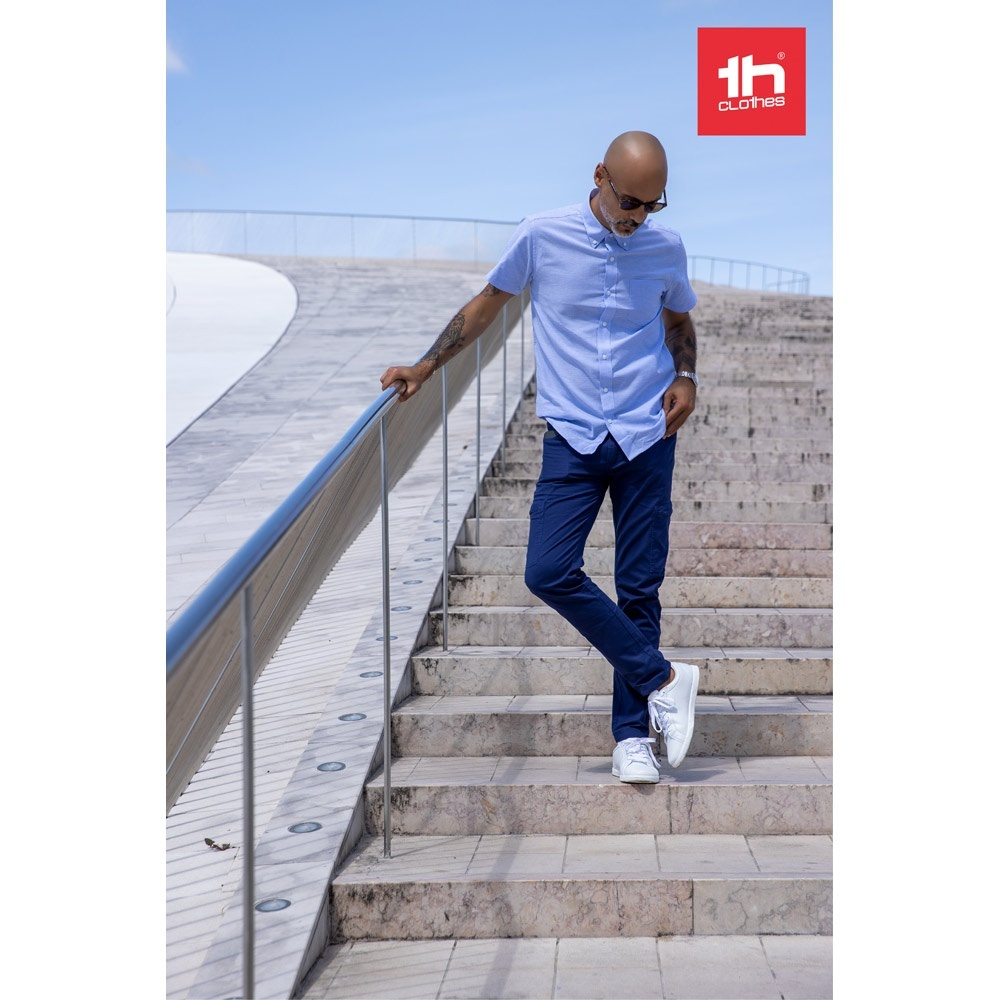 LONDON. Camicia oxford da uomo - 30157