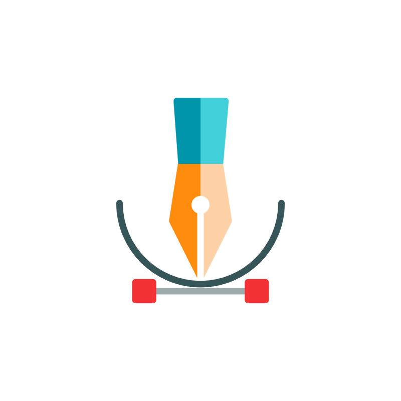 Icona per Personalizzazione al 50% con il nostro configuratore editor
